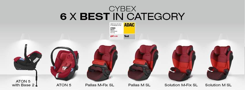 cybex 6. Black Bedroom Furniture Sets. Home Design Ideas