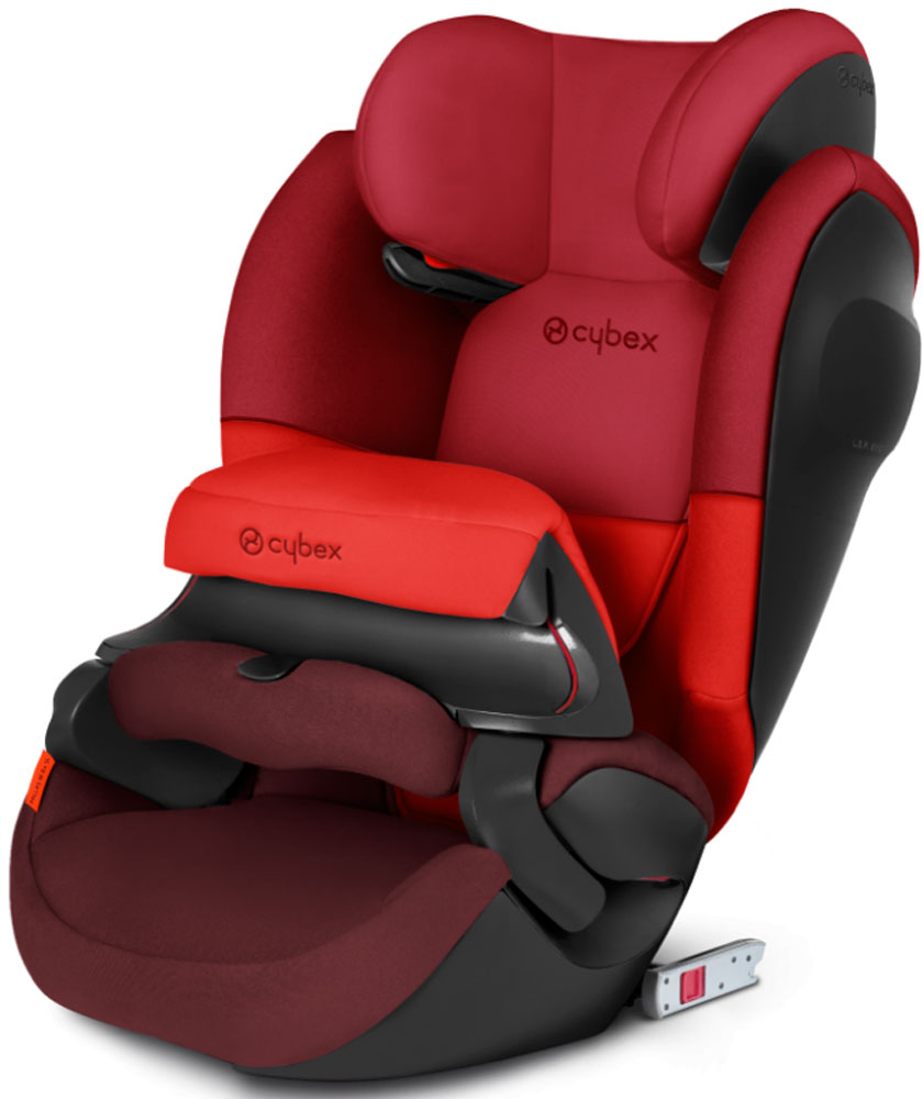Cybex Pallas M-Fix SL (Rumba Red)