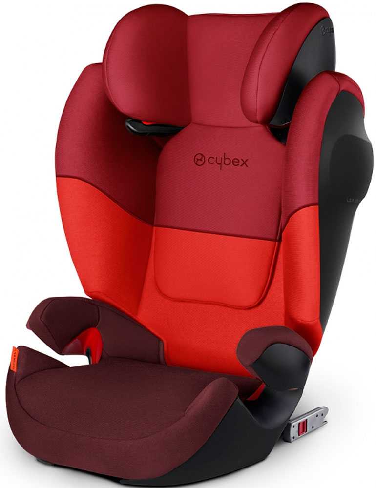 Cybex Solution M-Fix SL (Rumba Red)