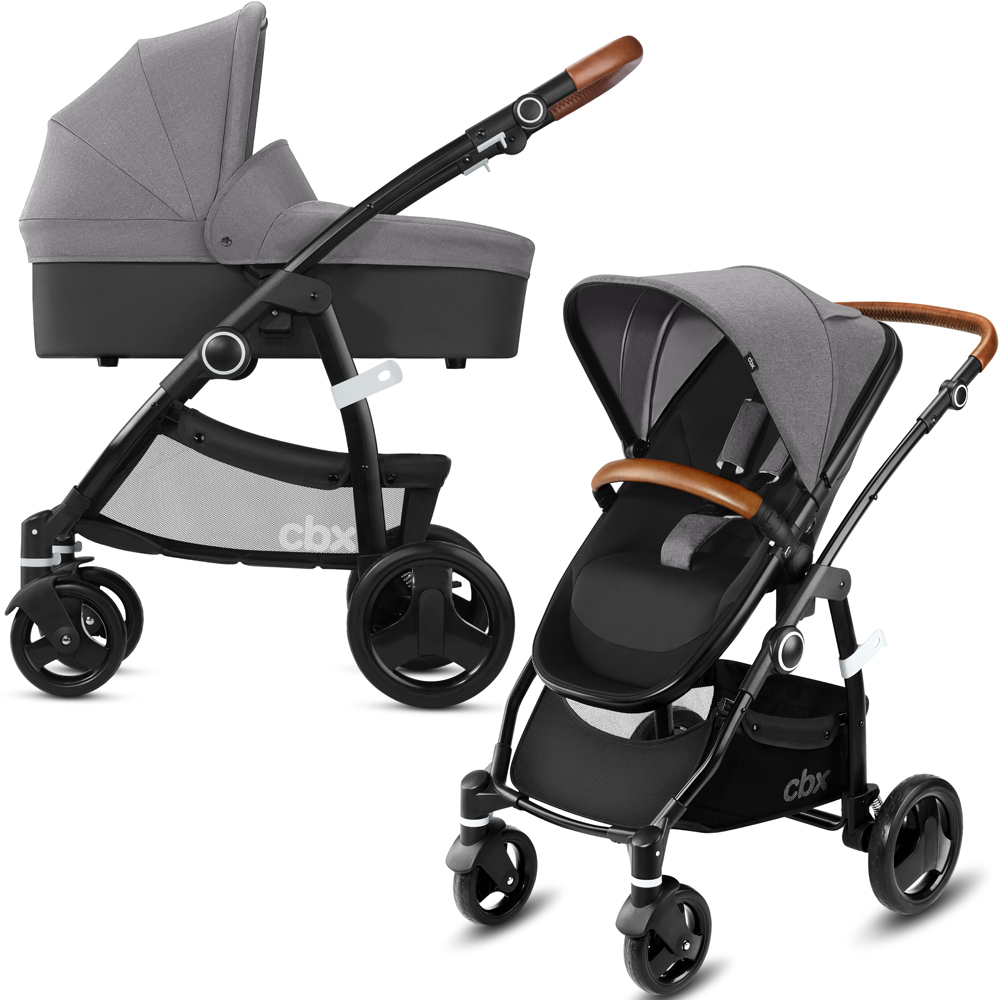 CBX (by Cybex) Leotie Lux (Comfy Grey)