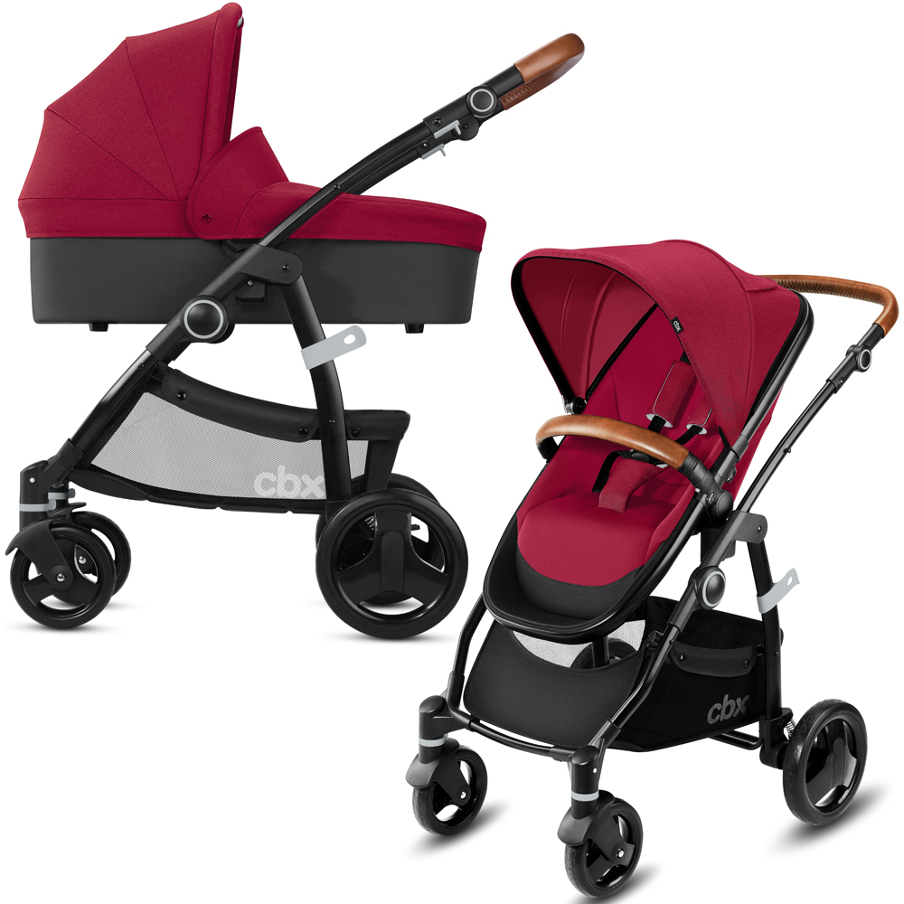 CBX (by Cybex) Leotie Lux (Crunchy Red)