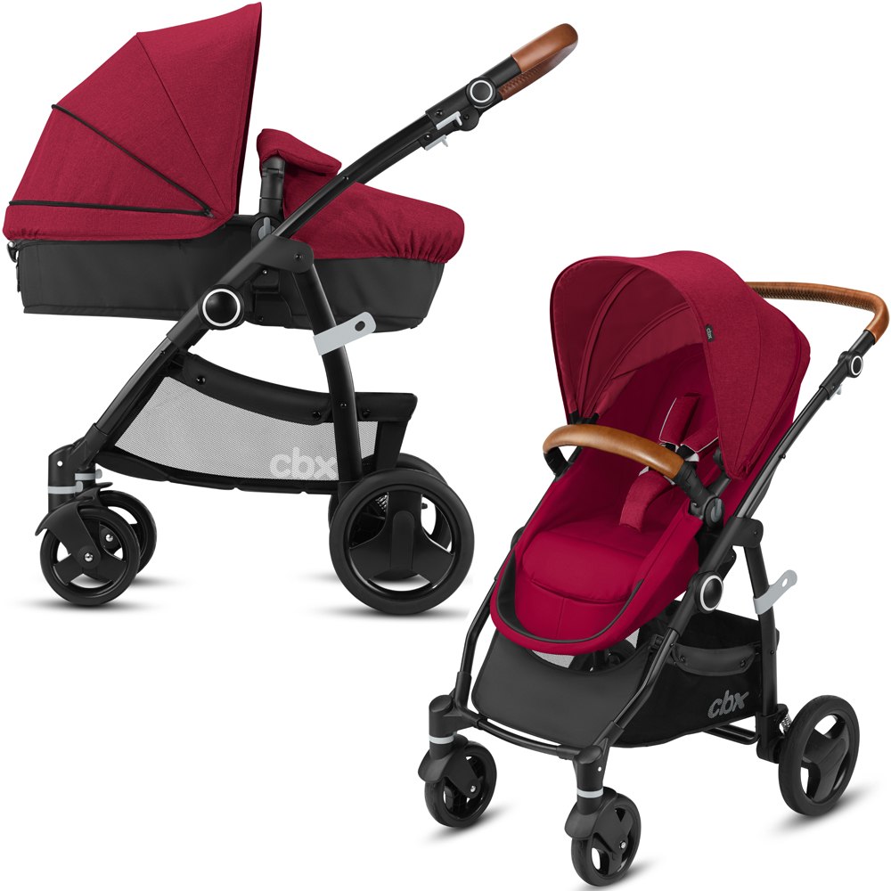 CBX (by Cybex) Leotie Flex Lux (Crunchy Red)