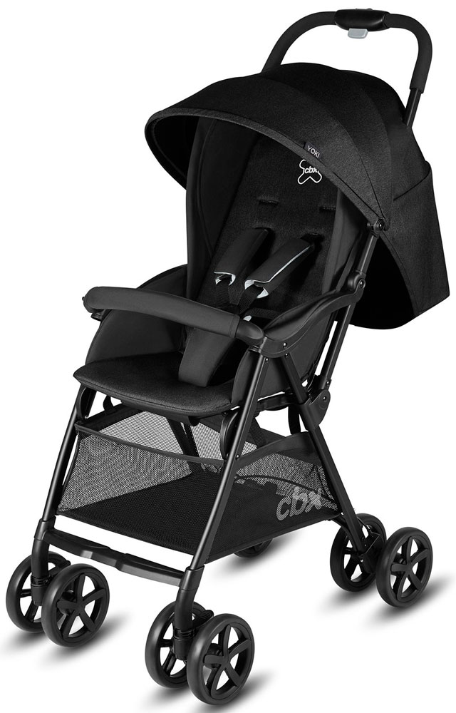 CBX (by Cybex) Yoki (Smoky Anthracite)