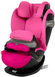 Cybex Pallas S-Fix (Fancy Pink)