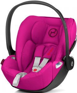 Cybex Cloud Z i-size (Passion Pink)