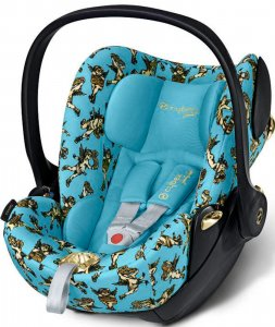 Cybex Cloud Q (FE JS Cherubs Blue)