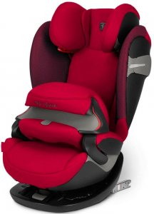 Cybex Pallas S-Fix (Ferrari Racing Red)
