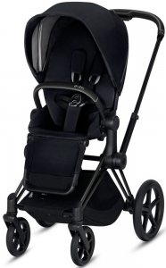 Cybex Priam III (Premium Black на шасси III Matt black)