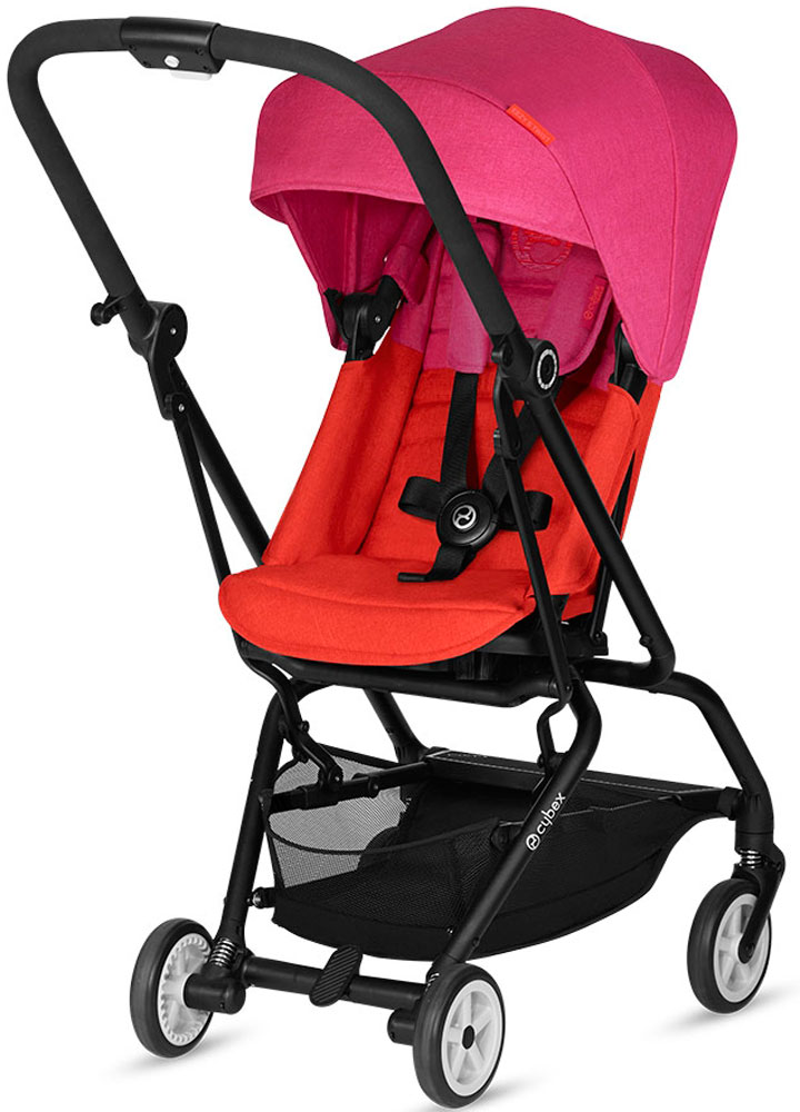 Cybex Eezy S Twist (Fancy Pink)