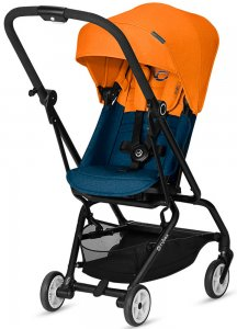Cybex Eezy S Twist (Tropical Blue)