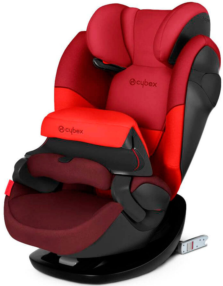 Cybex Pallas M-Fix (Rumba Red)