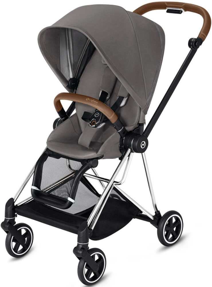 Cybex Mios (Manhattan Grey на шасси Chrome)
