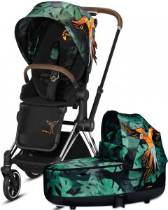 Cybex Priam III Birds of Paradise | 2-в-1