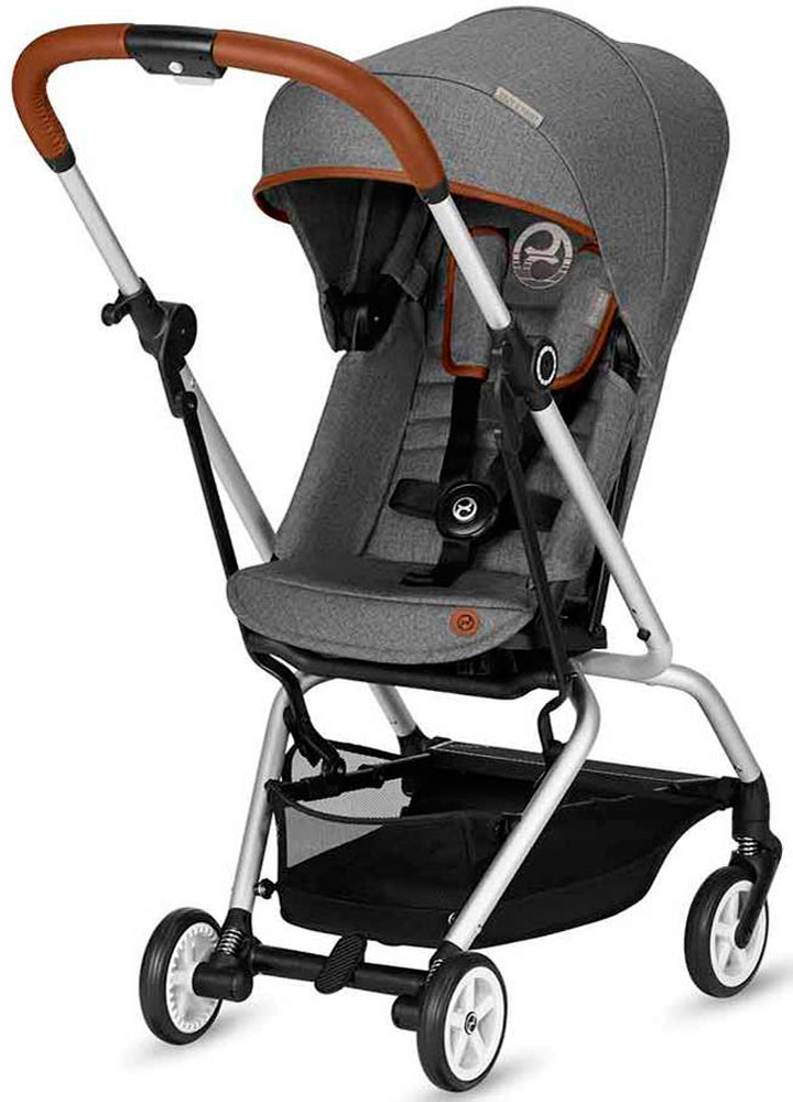 Cybex Eezy S Twist (DENIM Manhattan Grey)