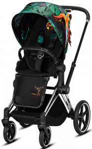 Cybex Priam III Birds of Paradise