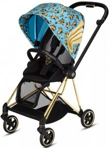 Cybex Mios Cherubs by Jeremy Scott