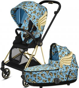 Cybex Коляска 2-в-1 Mios Cherubs by Jeremy Scott