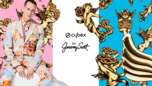 Cybex Priam III Cherubs by Jeremy Scott