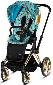 Cybex Прогулочная коляска Priam III Cherubs by Jeremy Scott