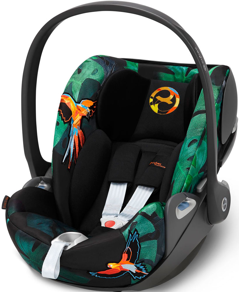 Cybex Cloud Z i-size (FE Birds of Paradise)