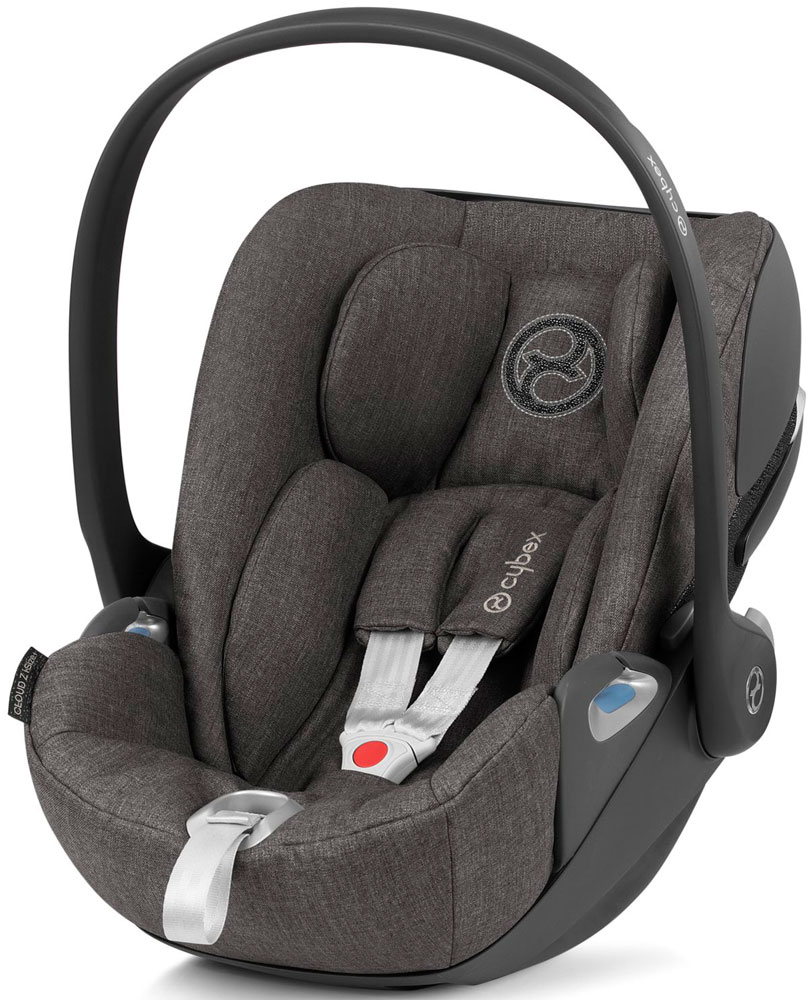 Cybex Cloud Z i-size (Manhattan Grey PLUS)