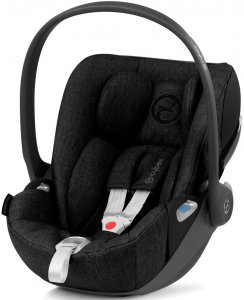 Cybex Cloud Z i-size (Stardust Black PLUS)