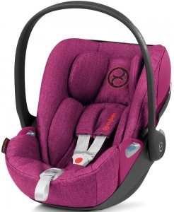 Cybex Cloud Z i-size (Passion Pink PLUS)