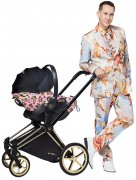 Cybex Priam III Jeremy Scott Cherubs | 2-в-1