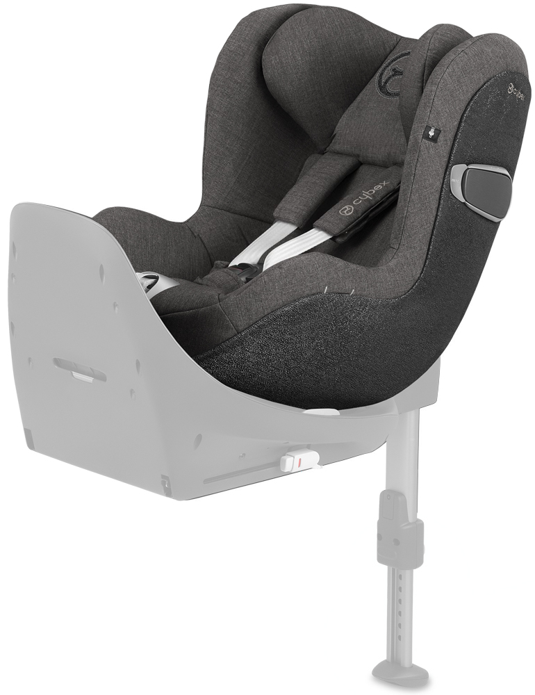 Cybex Sirona Z i-Size (Manhattan Grey PLUS)