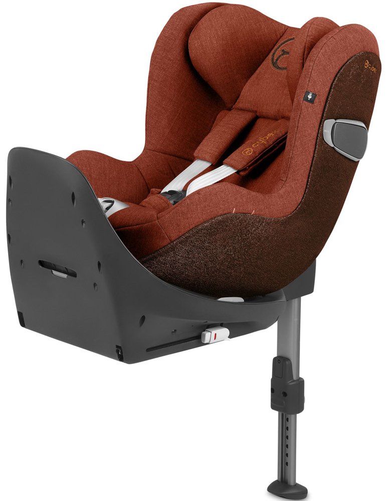 Cybex Sirona Z i-Size c базой ISOFIX Z (Autumn Gold PLUS)