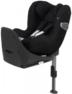 Cybex Sirona Z i-Size c базой ISOFIX Z (Stardust Black PLUS)