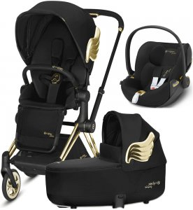 Cybex Priam III Jeremy Scott Wings с автокреслом Cloud Z | 3-в-1