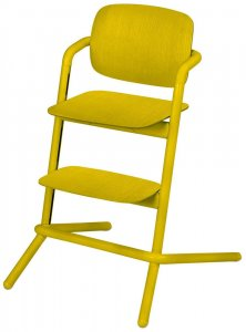 Cybex Стульчик Lemo Wood (Canary Yellow)