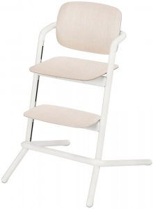 Cybex Стульчик Lemo Wood (Porcelaine White)