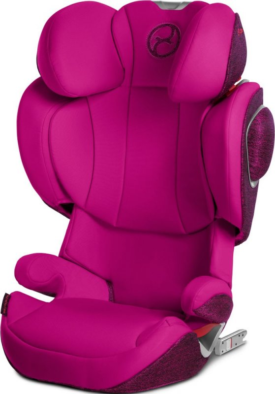 Cybex Solution Z-Fix (Passion Pink)