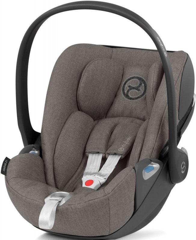 Cybex Cloud Z i-size (Soho Grey PLUS)