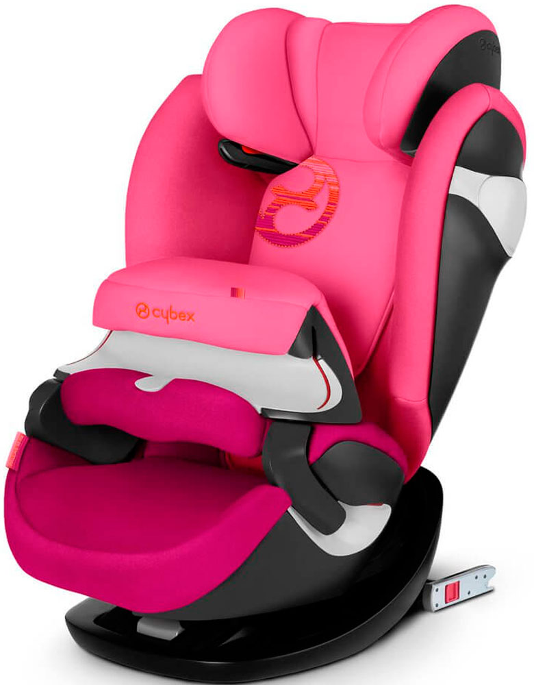 Cybex Pallas M-Fix (Passion Pink)