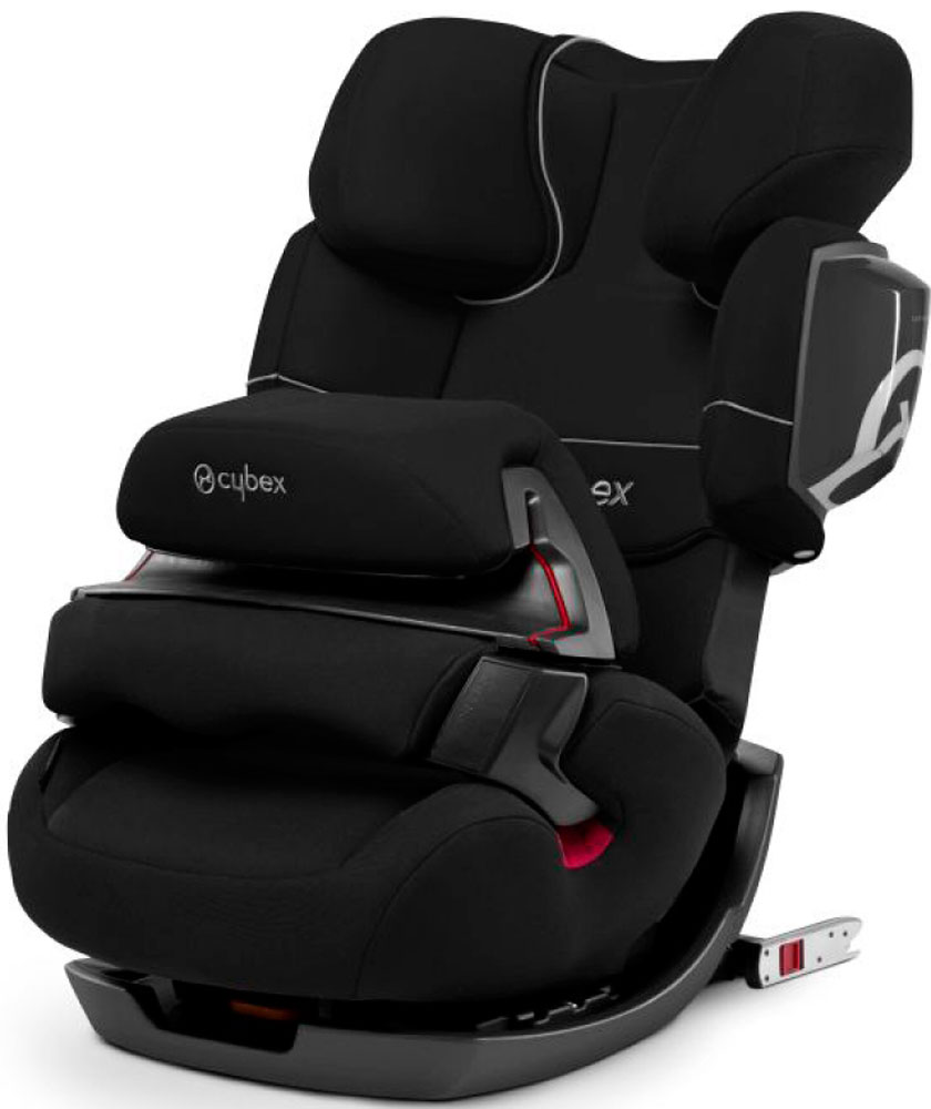 Cybex Pallas 2 Fix (Pure Black)
